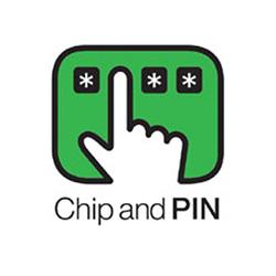 Chip and Pin logo
