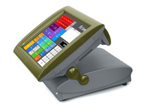 Epos system for fast food restaurants
