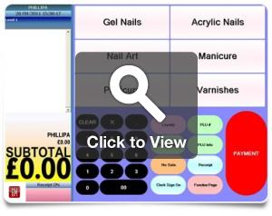 Example of Nail Bar System