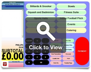 Example of a Sports Clubs System