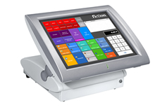 Epos system for cafe
