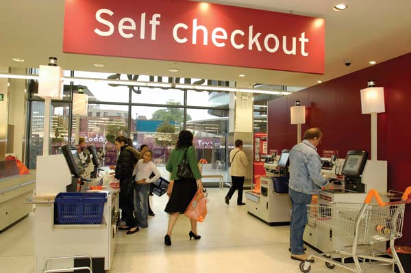 customer satisfaction with self service checkout Customer satisfaction with supermarket retail shopping abstract we investigated the customer ratings of importance of several attributes associated.