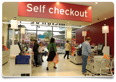 Self Service Checkouts