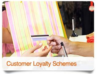 Customer Loyalty Schemes