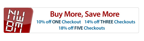 Exclusive Offer, Buy More, Save More