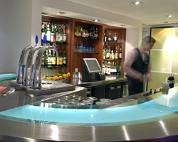 Epos systems for bars
