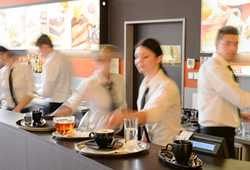 Improve productivity in a busy restaurant