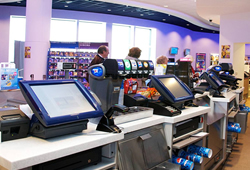 Retail epos systems - north west business machines