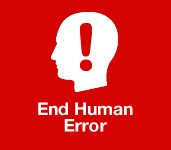 end human error
