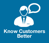 know customers better