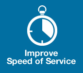 speed of service