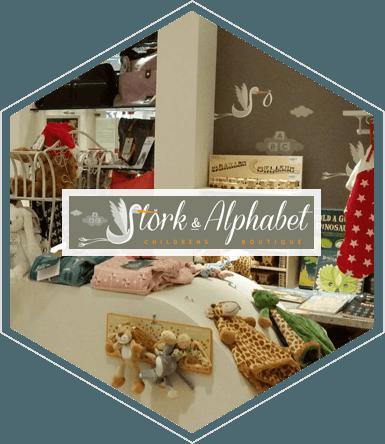 Stork & Alphabet