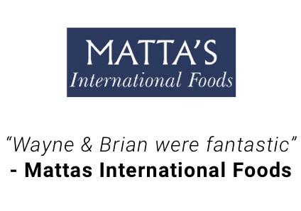 Mattia's International Foods