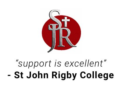St Johns Rigby College
