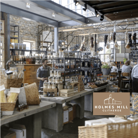holmes mill food hall
