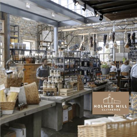 holmes mill food hall