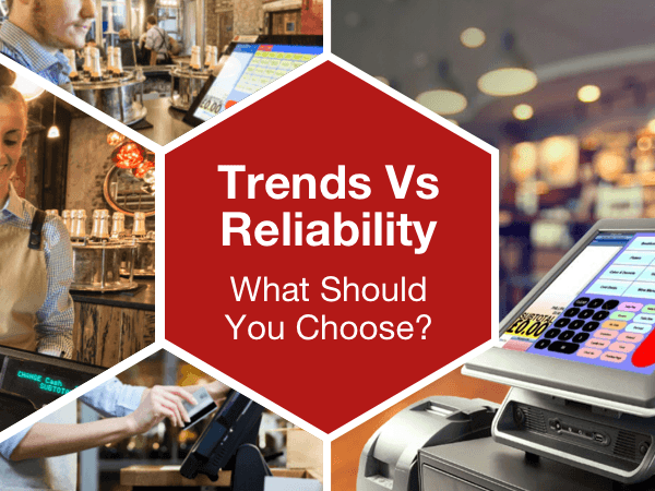 Trends versus Reliability: What Should You Choose?