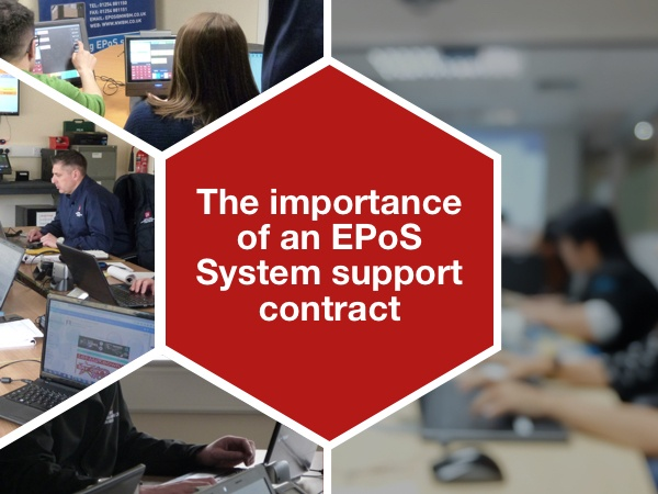 EPoS System support contract