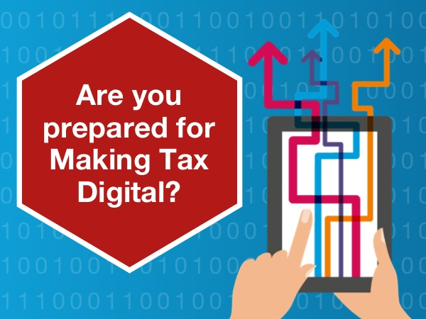 Are you prepared for Making Tax Digital?