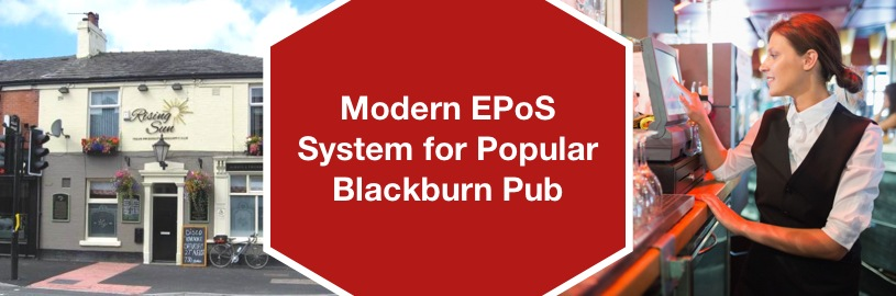 Modern EPoS System for Popular Blackburn Pub