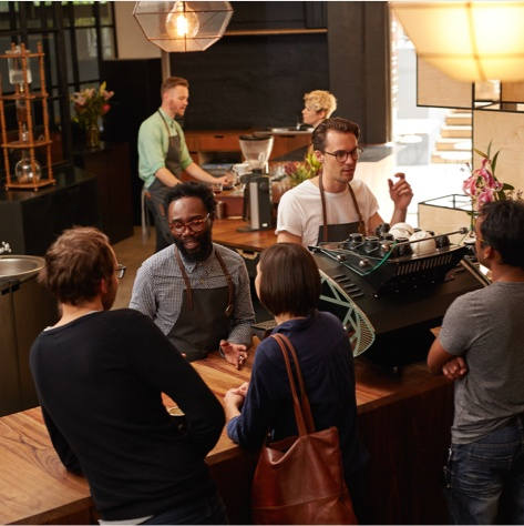 Reliable EPoS systems for your Café or Coffee Shop
