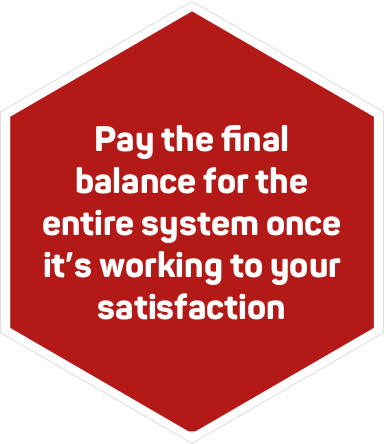 Remove the risk when you buy your EPoS System.