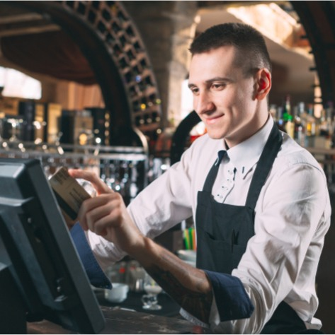 Give your pub or bar a boost with our EPoS system